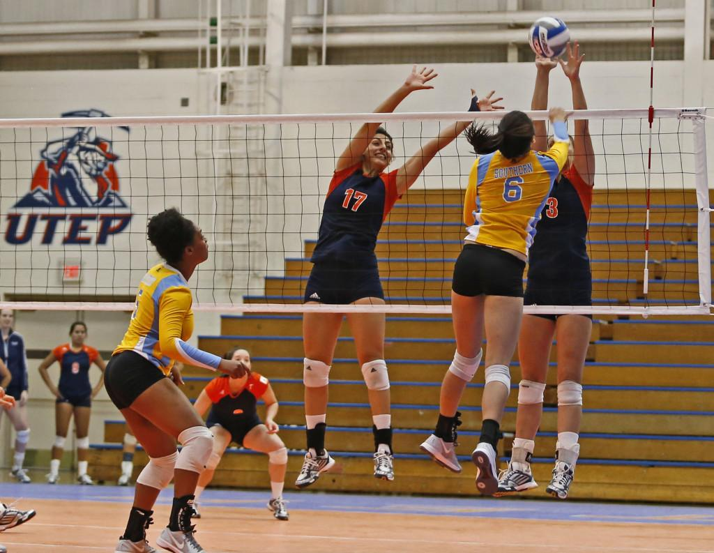 Miners open UTEP Invitational with win over Southern and loss to Oral Roberts