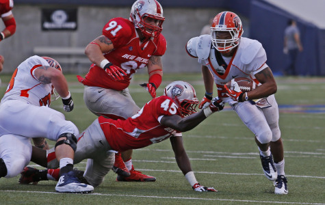 Miners seek fifth-straight win over Aggies