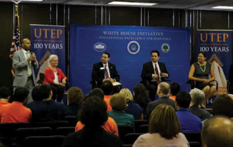 White House officials visit UTEP as part of the Hispanic education tour