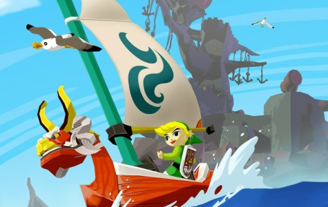 'The Legend of Zelda:  The Wind Waker HD'
