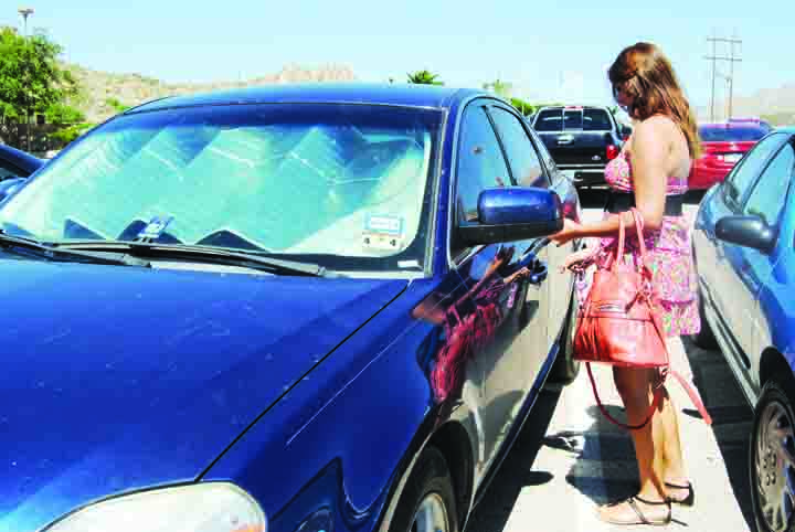 Students can now exchange their parking permits
