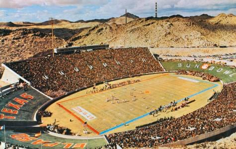 The Sun Bowl opened its doors on Sept. 21, 1963.