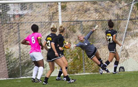 Soccer secures a spot in C-USA tournament