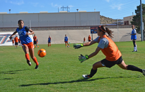 UTEP Soccer ready to take on the 49ers