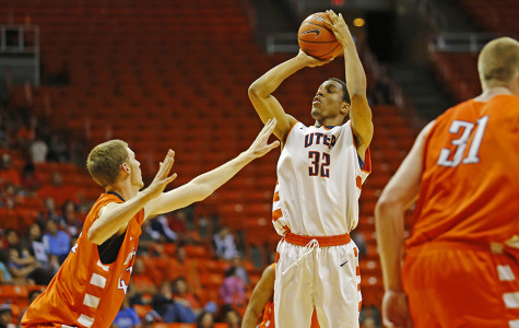 UTEP basketball newcomers shine in Orange and White scrimmage