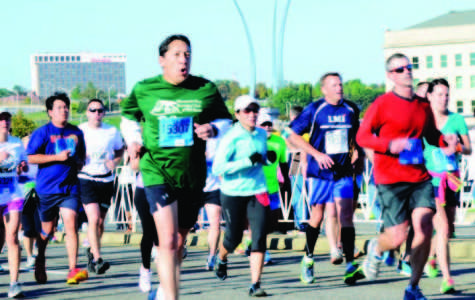 Two third-place finishes for Fort Bliss at Army Ten Miler