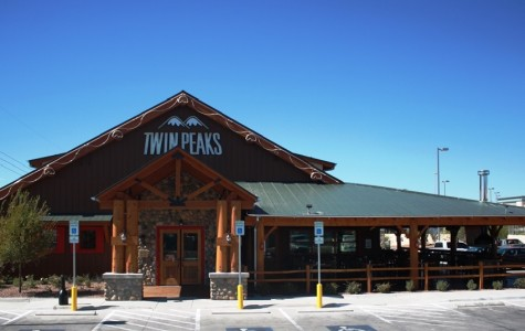 Twin Peaks is located at 8889 Gateway Blvd. W. St. 900 and is open Mon.-Sun. 11 a.m.-12 a.m.