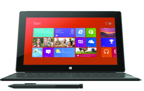 Brand new line of HP tablets
