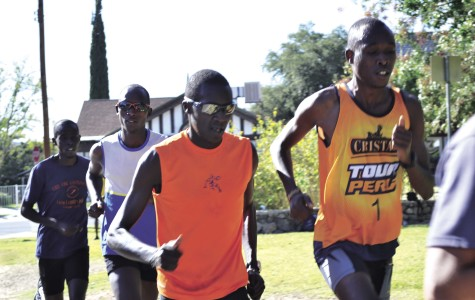 Cross country gears up for biggest test