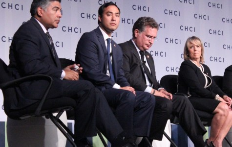 Congressional Hispanic Caucus House members decry shutdown