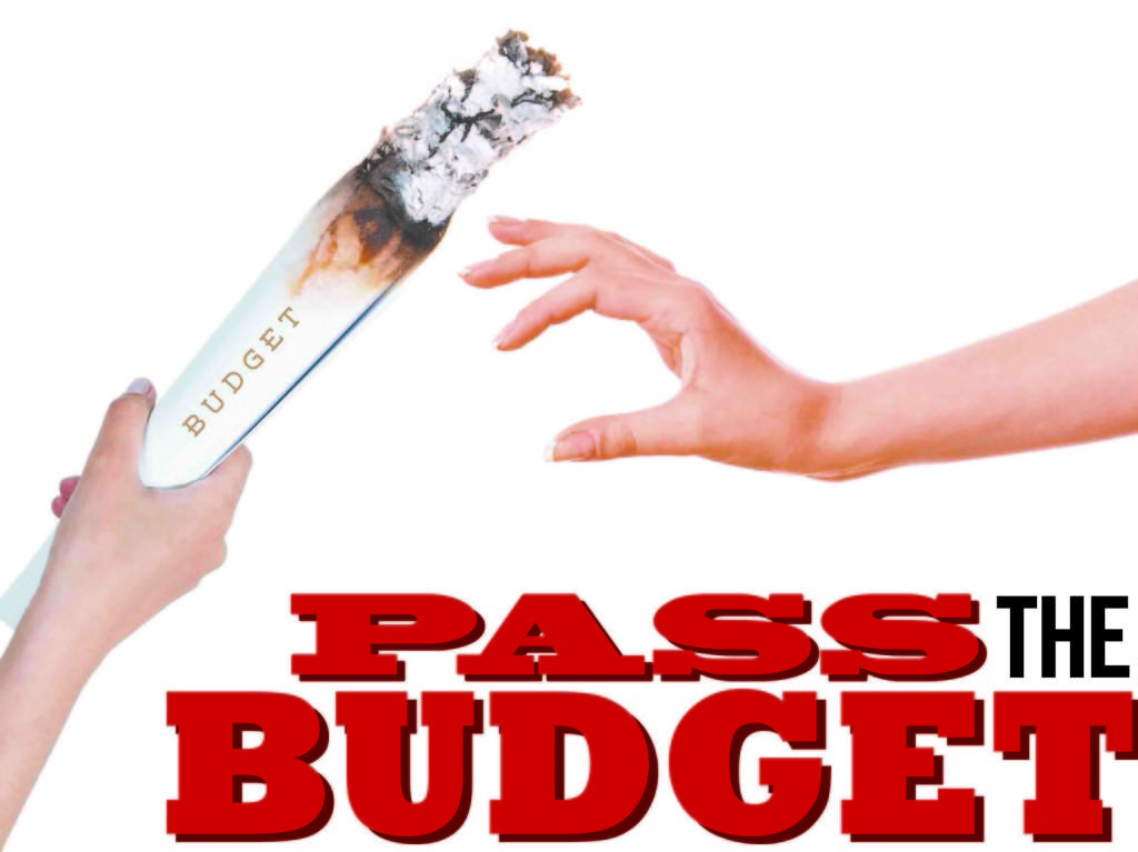 Pass the budget