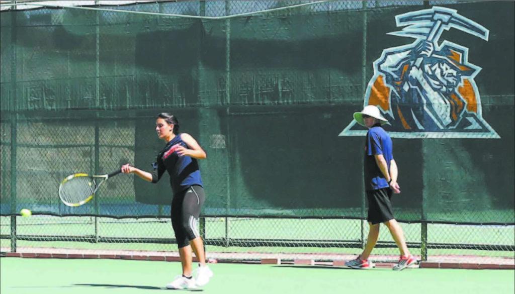 The+UTEP+tennis+team+is+preparing+for+their+toughest+challenge+so+far+this+season+at+the+University+of+Arizona+tournament+in+Tucson.