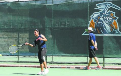 UTEP tennis set for Arizona test