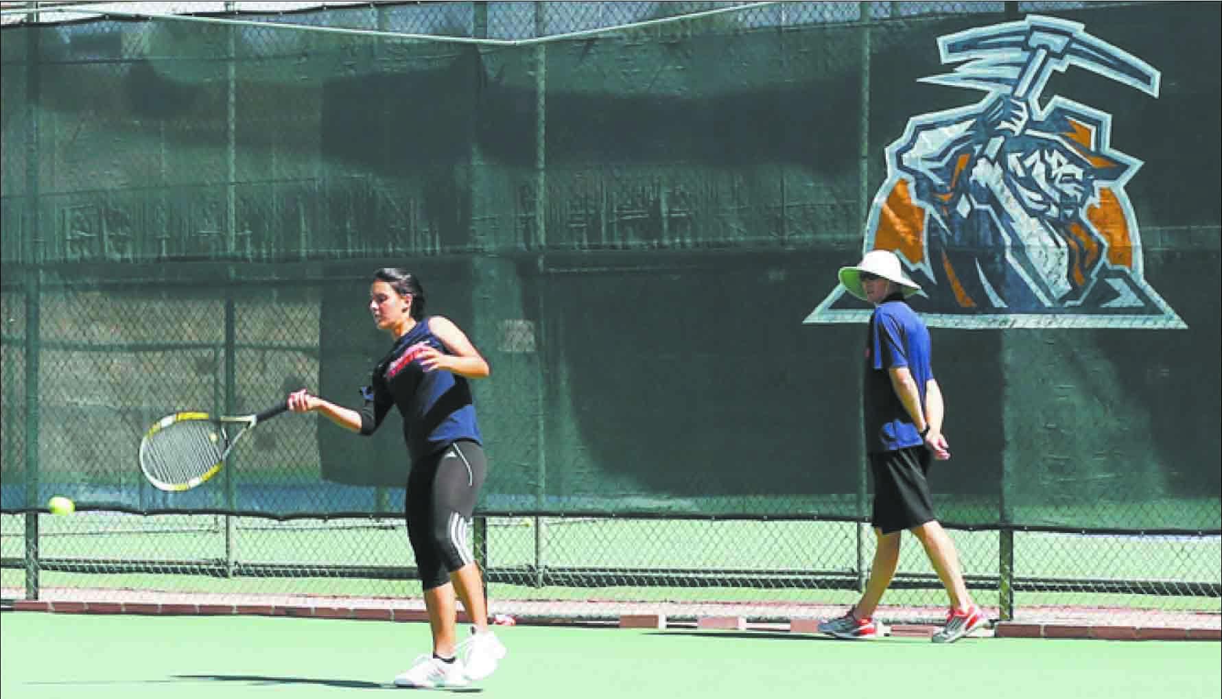 The UTEP tennis team is preparing for their toughest challenge so far this season at the University of Arizona tournament in Tucson.