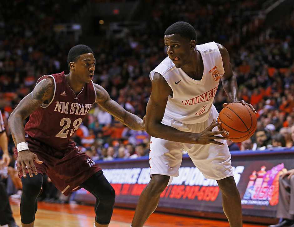 UTEP men's basketball will face the Tennessee Volunteers on Nov. 28 in the first of three stiff games for the Miners in the Battle 4 Atlantis.