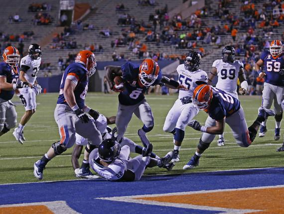 UTEP+will+face+Middle+Tennessee+State+on+the+road%2C+on+the+final+game+of+the+first+season+under+Sean+Kugler.