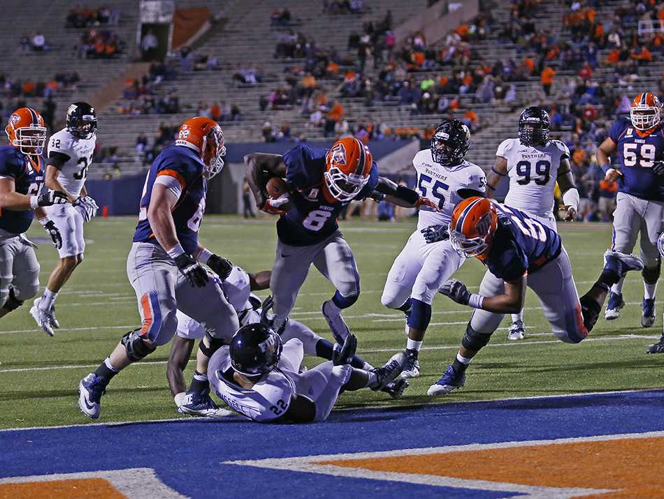 UTEP will face Middle Tennessee State on the road, on the final game of the first season under Sean Kugler.