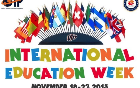 Series of events for International Education Week to take place at UTEP