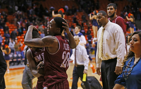 Aggies sweep I-10 series with 77-68 win over UTEP