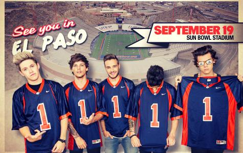 One Direction announces North America tour, making a stop in the Sun City
