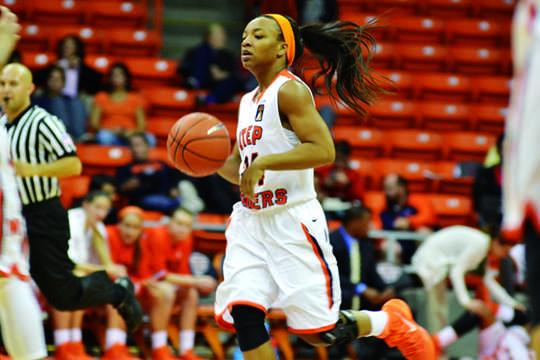 Womens basketball take down Lumberjacks for biggest win in school history