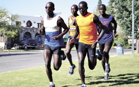 Rotich leads Miners to regional qualifiers