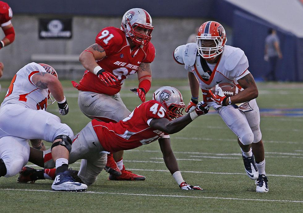 UTEP  will host Texas Tech on Sep. 6 and take on Kansas State on the road on Sep. 27