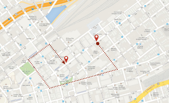 Holiday parade route changed due to construction