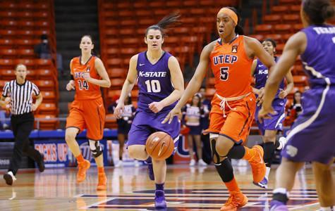 UTEP women's basketball routs Kansas State 84-39