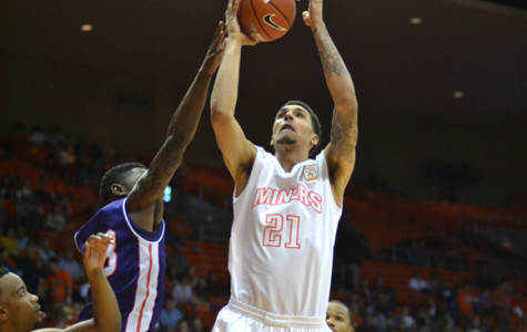 Moore returns to boost Miners to 84-74 win over Demons