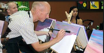 Art studio captures artists' attention