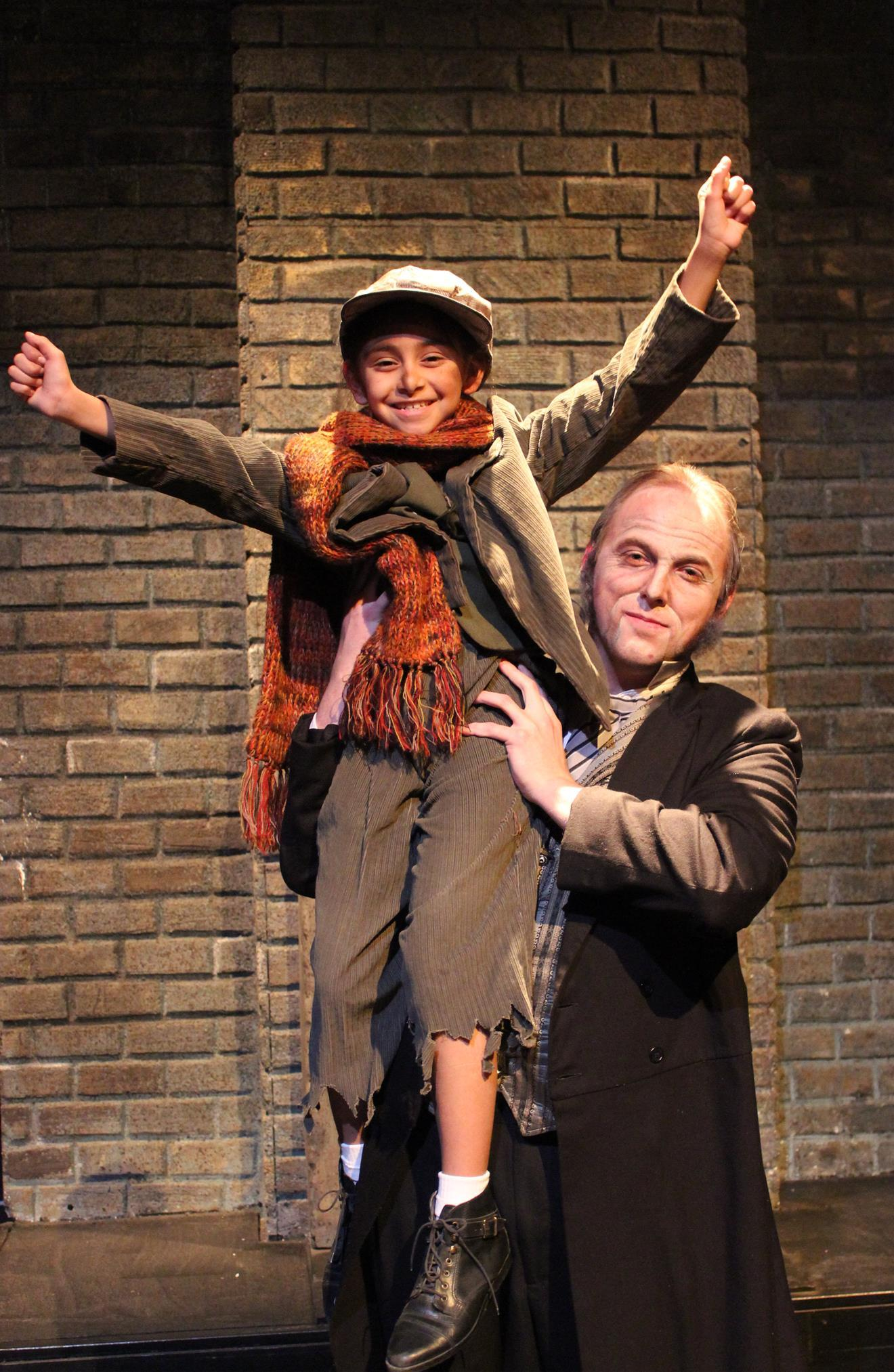 A Christmas Carol' will open on Dec. 15 at 2:30 p.m. It will continue Dec. 20 at 8:00 p.m. and Dec. 21 at 2:30 p.m. and 8:00 p.m.