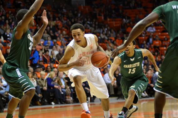 UTEP falls to Charlotte in Conference USA opener
