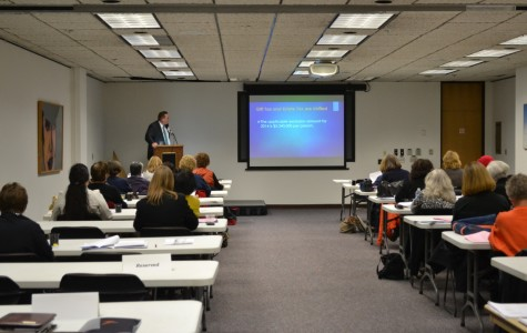 Forty-eighth annual estate planning conference holds first of five-part series