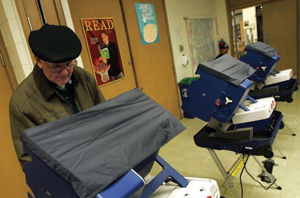 New voter ID laws aim to tighten voter rights