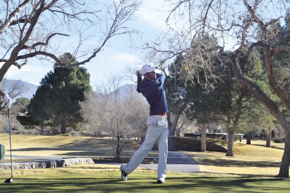 Juniors Martin Simonsen and Jacob Loya will likely make the five man squad for the Arizona Intercollegiate, which takes .place Jan. 27-28.