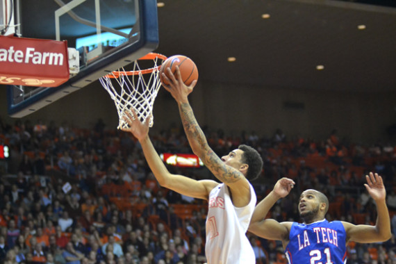 UTEP muffles Bulldogs 89-79, goes top of Conference USA