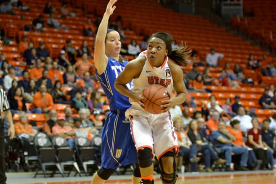 UTEP upends Golden Hurricane 97-66