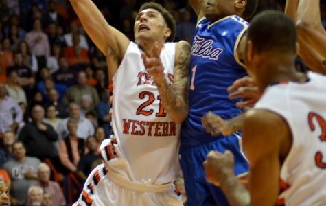 Tulsa hands UTEP second straight loss