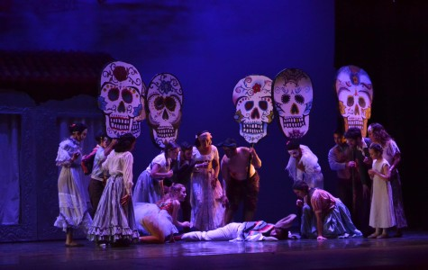 """""""Trials of El Pobrero Campesino"""": Annual faculty dance highlights UTEP's history and talent"""