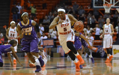 UTEP to rematch UTSA on senior night