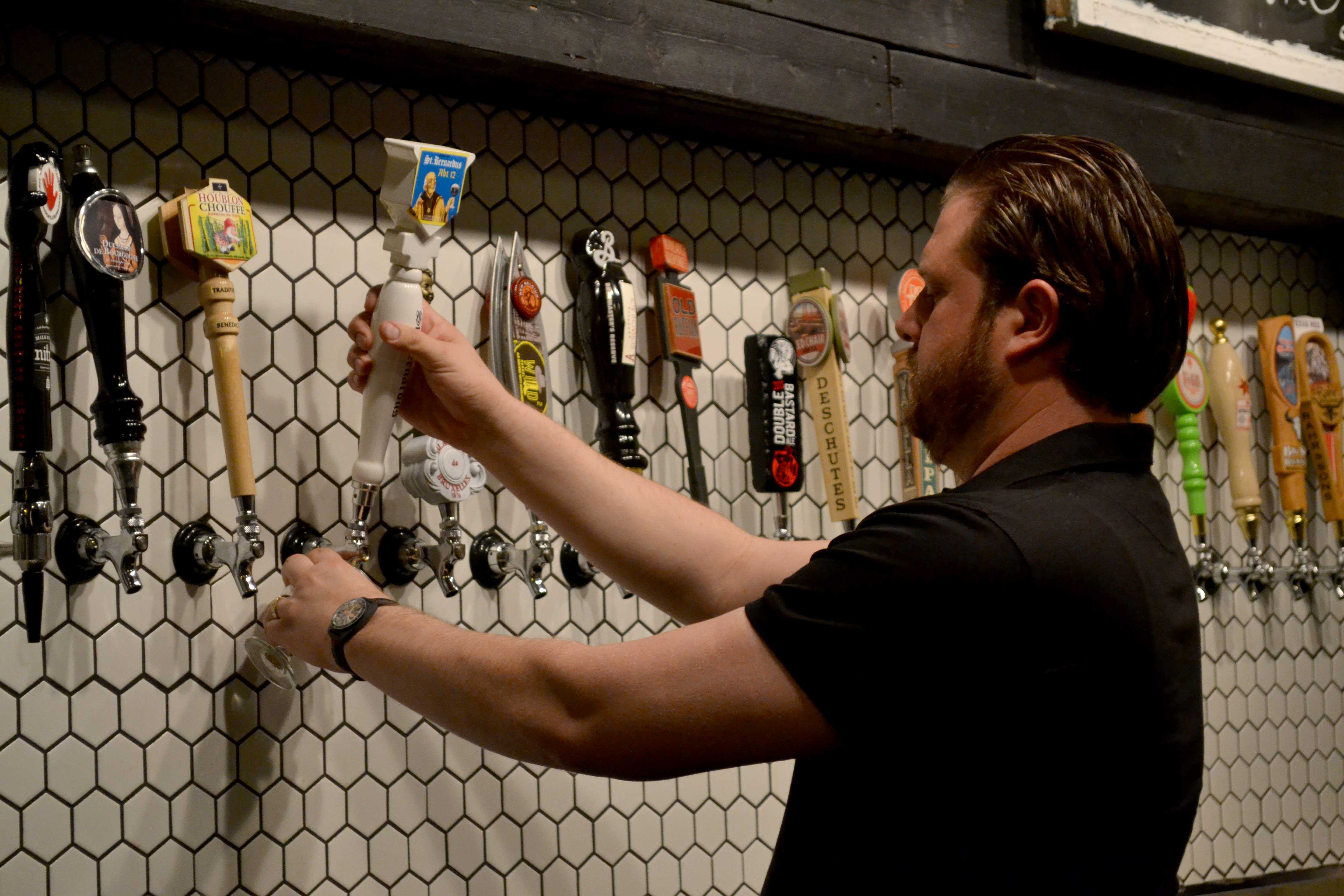 Craft and Social  is open Monday-Friday 4 p.m.-12 a.m. and until 1 a.m. on weekends.