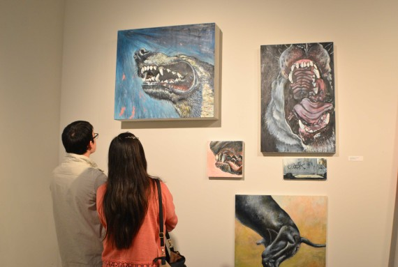 Faculty+showcases+contemporary+art+exhibits