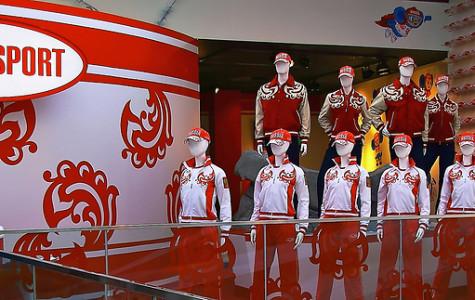 The fashion of Sochi