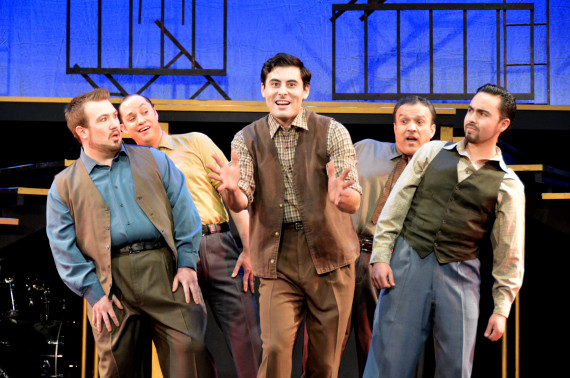 'Smokey Joe's Cafe' brings rock 'n roll back to the UDT stage