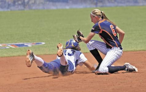 Softball begins new era under Echo-Hawk