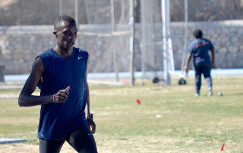 Runners make progress before conference championships