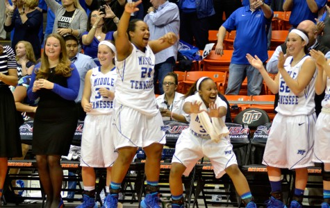 No. 22 Middle Tennessee State annihilates Southern Miss 84-55