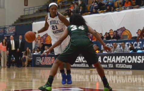 No. 22 Middle Tennessee survives UAB scare