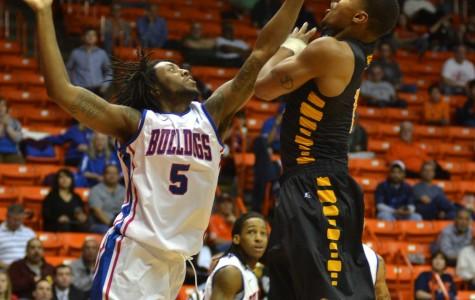 Bulldogs pound Golden Eagles, will play Tulsa for NCAA bid
